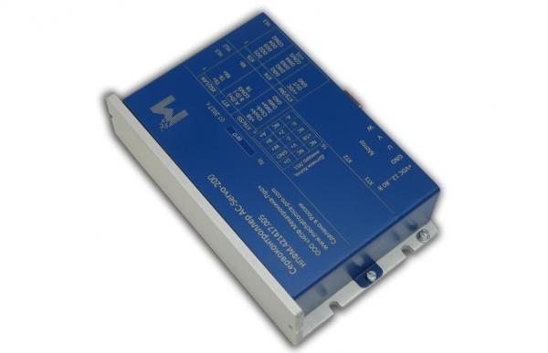 Servocontroller AC-Servo-200
