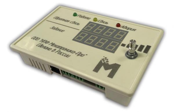 Модуль ввода и индикации