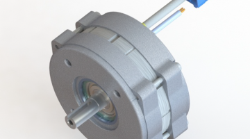 Synchronous motors made in Russia