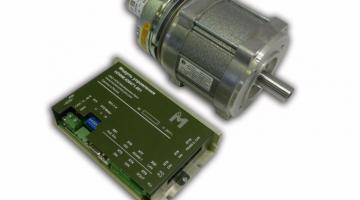 Комплектный сервопривод НПФМ.654663.001