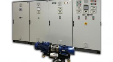 Генерация электроэнергии синхронная машина