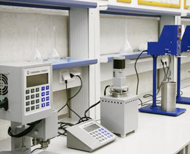 Equipment laboratories